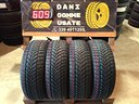 4-gomme-usate-215-60-17-da-neve-95-99-good-year