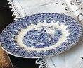 Rari piatti ceramica Laveno fine 1800