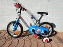 Bicicletta Bimbo 14 BTWIN funzionante e pulita