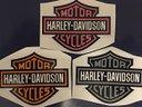 Adesivo harley davidson casco moto