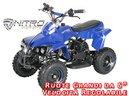 MINIQUAD ANACONDA mini quad cross 49cc moto NITRO
