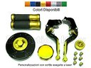 Accessori Moto Coordinati Colore Oro