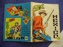 TEX numero 64 PRIMA EDIZIONE 200 lire del 1966