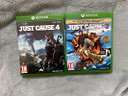 Just cause 3 4 xbox one