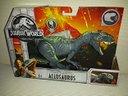Jurassic world mattel allosaurus