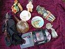 Lotto vintage di oggetti vari