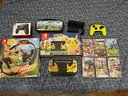 Nintendo switch limited edition let's go pikachu