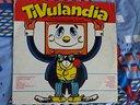 Vinile 33 giri Tivulandia sigle cartoni animati