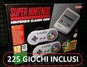 Console super nintendo mini classic con 225 giochi