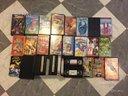 Videocassette VHS varie Cartoni Animati