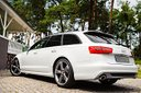 Audi A6 C7 2011- Avant Spoiler alettone posteriore