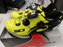 Sidi wire carbon taglia 41 yellow