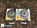 Tazze in Ergal dischi Ap Racing 362x32 Audi S3 VAG