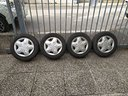 4 gomme invernali 175 65 r14 per Toyota Yaris