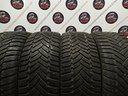 4 GOMME INVERNALI USATE DUNLOP 245/45 R18 245 45 1