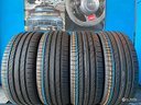 4 Gomme 245/45 R19 - 98W Continental est. 90% res