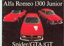 Ricambi nuovi Alfa Romeo Giulia GT Duetto Spider