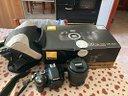 Nikon 3200 con obbiettivo 18-105