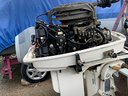 Motore fuoribordo Johnson 30 CV anno 2002