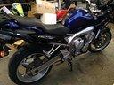 Yamaha fz 600 fazer
