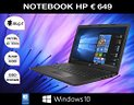 Notebook hp i5 ssd 256 - nuovo