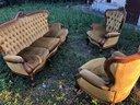 """Salotto divano anni 50"""""""