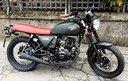 NEW Hanway RAW 125 Verde Opaco