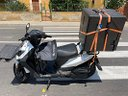Kymco Agility 125 Carry pizzeria Delivery
