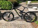 Bici GHOST DH 7000 Downhill