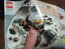 Lego 8468 auto racers stone buster -