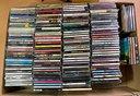 Lotto di circa 450 cd - rock, elettronica '80-'90