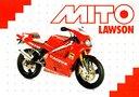 Dépliant Moto 125 Anni '80 e '90