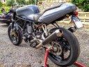 Ducati SS super sport 900 ie