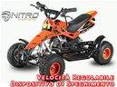 MINIQUAD cross SIOS NITRO mini moto quad 49cc