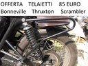 Telaietti x Triumph Bonneville Thruxton Scrambler