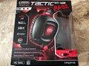 Cuffie gaming Creative Sound Blaster Tactic3D Rage