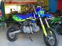 Nuove gazzelle 125 cvm italy cross motocross