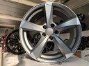 Cerchi Audi raggio 18 OMOLOGATI cod.43983220