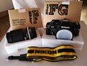 Nikon FG + Nikkor 35-105 f3.5-4.5