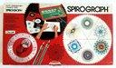 SPIROGRAPH - Quercetti art. 1001 - Gioco anni '60