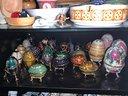 Stock ovetti di Faberge