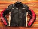 Giacca in pelle Dainese Lady tg. 44