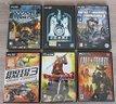 Videogiochi PC DVD-ROM, lotto 12 videogames