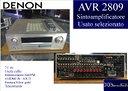 denon-avr-2809-usato-selezionato-e-controllato-
