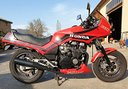 Honda CBX 750-F
