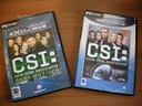 """2 DVD Giochi Pc """"CSI crime scene"""" e omaggio"""