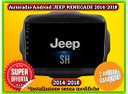 Navigatore tablet Jeep Renegade android 10 wifi
