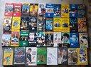 38 Videocassette VHS vintage lotto