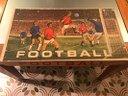 Football biliardino con tiranti-Vintage-Salco 1960