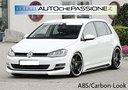 Coppia minigonne in ABS, Golf 7 e GTI/GTD,